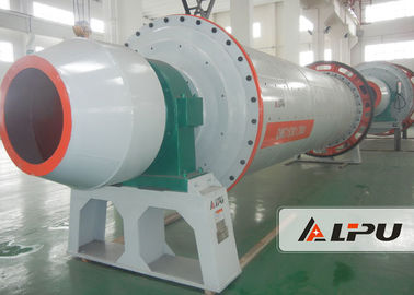 China High Aluminum Liner Cement Ball Mill Machine in Cement Production Line factory