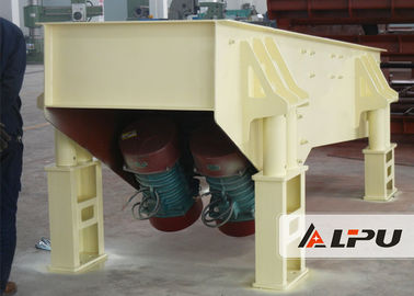 China GZD Mining Feeding Machine , Vibrator Feeder For Crushing / Screening Plant distributor