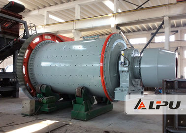 China Good Wear - Resistance Mining Ball Mill Grinder Machine in Mineral Processing factory