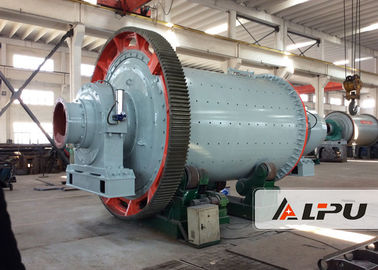 China Durable Mining Grinding Ball Mill for Ore Cement Final Product Size 100 - 325 Meshes factory
