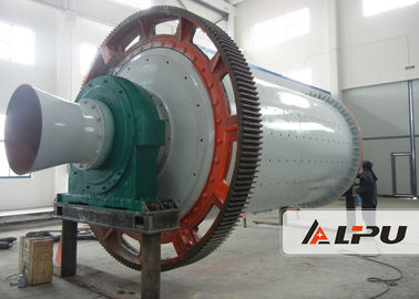 China Metallurgy Large Limestone Grinding Mill With IQNet / ISO / CE factory