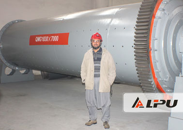 China Ore Powder Grinder Mining Ball Mill Machine For Barite Limestone Kalinite Ceramics distributor