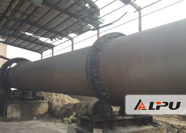 China Stable Thermal Condition Rotary Furnace Rotary Lime Kiln for Waste Incineration distributor