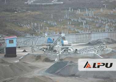 China 30-450 t/h Aggregate Crusher Plant Stone Production Line for Quarry Highway factory