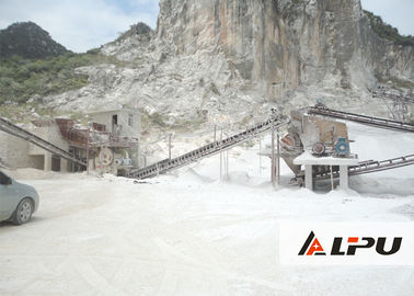 China 50 - 500 t/h Granite Crusher Stone Crusher Plant For Highway Construction factory