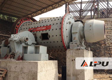 China Continuous Ball Milling Process Iron Ore Ball Mill Mining For Ore Dressing Industry distributor