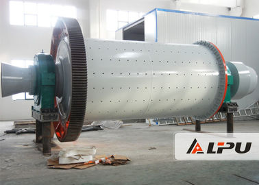 China 41-76 t/h Mining Ball Mill Machine Quartz Ball Mill Dry or Wet Grinding factory