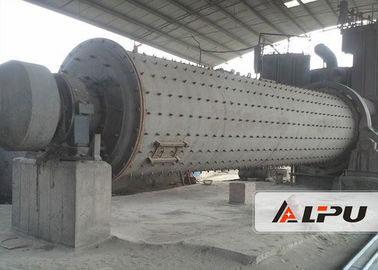 China Uniform Size Balll Grinding Mills Cement Grinding Machine 20.6 r/min factory
