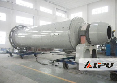 China Easy Installation Industrial Ball Mill in Cement Making Plant 210kw Cement Raw Mill distributor