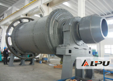 China 8.5-60 t/h Reliable Working Cement Ball Mill Equipment for Dry or Wet Materials factory