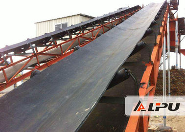 China Stable Running Conveyor Belt Systems Mining for Limestone Calcite Dolomite Barite distributor