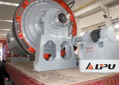 China Effective Volume 18.7m³ Ball Mill Grinder Machine  , Ball Milling Equipment factory