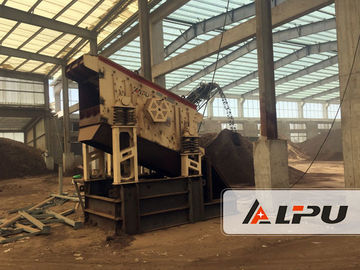 China 2YK1548 Vibrating Screen Sieving Machine With Vibration in Stone Crushing Plant distributor
