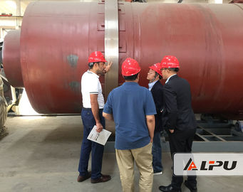 China 3kw High Efficiency Industrial Drying Equipment For Gypsum Limestone distributor