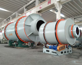 China High quality hot sale rotary dryer φ1.2*10m-φ3.6*28m distributor