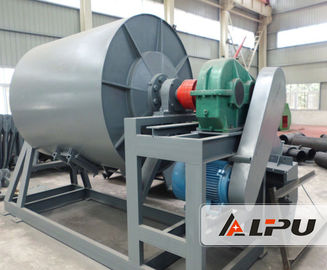 China Low Cost Batch Type Ceramic Ball Mill With Alumina Porcelain Liner distributor
