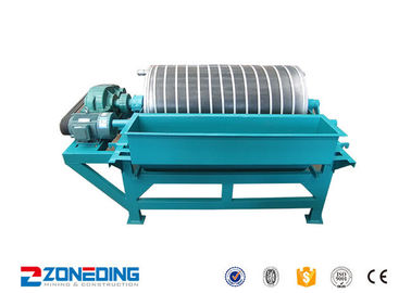 China 6.4 T 7.5 Kw Ore Dressing Plant Magnetic Separator For Grinding Machine distributor