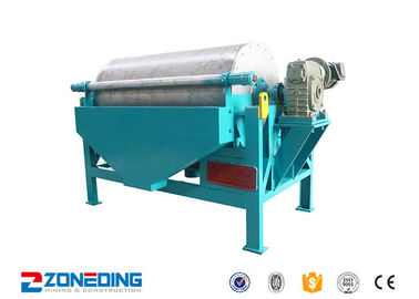China Wet Drum Separator Ore Dressing Plant Magnetic Separator For Ceramic distributor