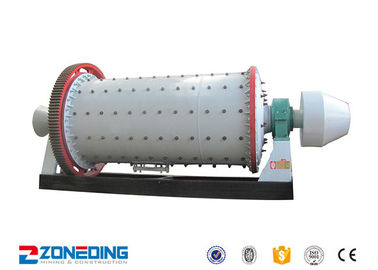China 210kw Rod Mill Cement Ball Mill For Grinding Mineral Ore 14-26t/H Capacity distributor