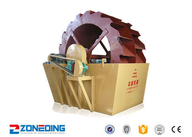 China 3200×2570×2530mm Sand Washing System For Quarry Mine Chemical Industry distributor