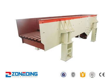 China 4.3 T Mini Vibrating Feeder Aggregate Hopper Feeder With Large Capacity distributor