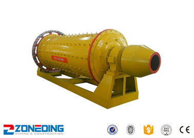China Industrial 210kw Power Cement Ball Mill Cement Grinding Machine 35t Weight ISO9001 factory